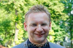 Eckhard Sauren Portrait. © turfstock.com/Balogh