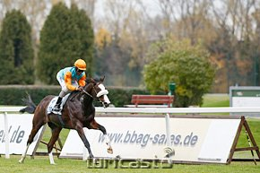Earl of Tinsdal gewinnt in Muenchen © turfstock.com/Balogh