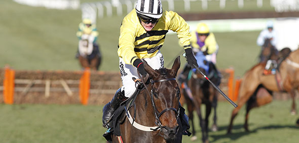 10.03.2015 - Cheltenham; Glens Melody ridden by Paul Townend wins the OLBG Mares Hurdle (Registered As The David Nicholson Mares Hurdle) Grade 1. Credit: Lajos-Eric Balogh/turfstock.com