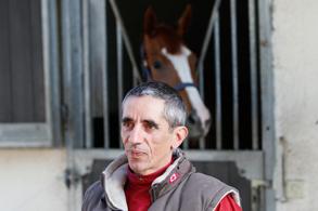 Jean-Pierre Carvalho in portrait. © turfstock.com