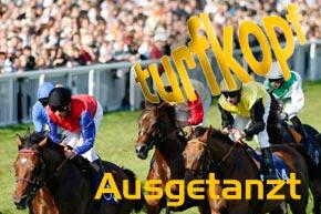 Hemke Label Ausgetanzt © turfstock.com/Balogh