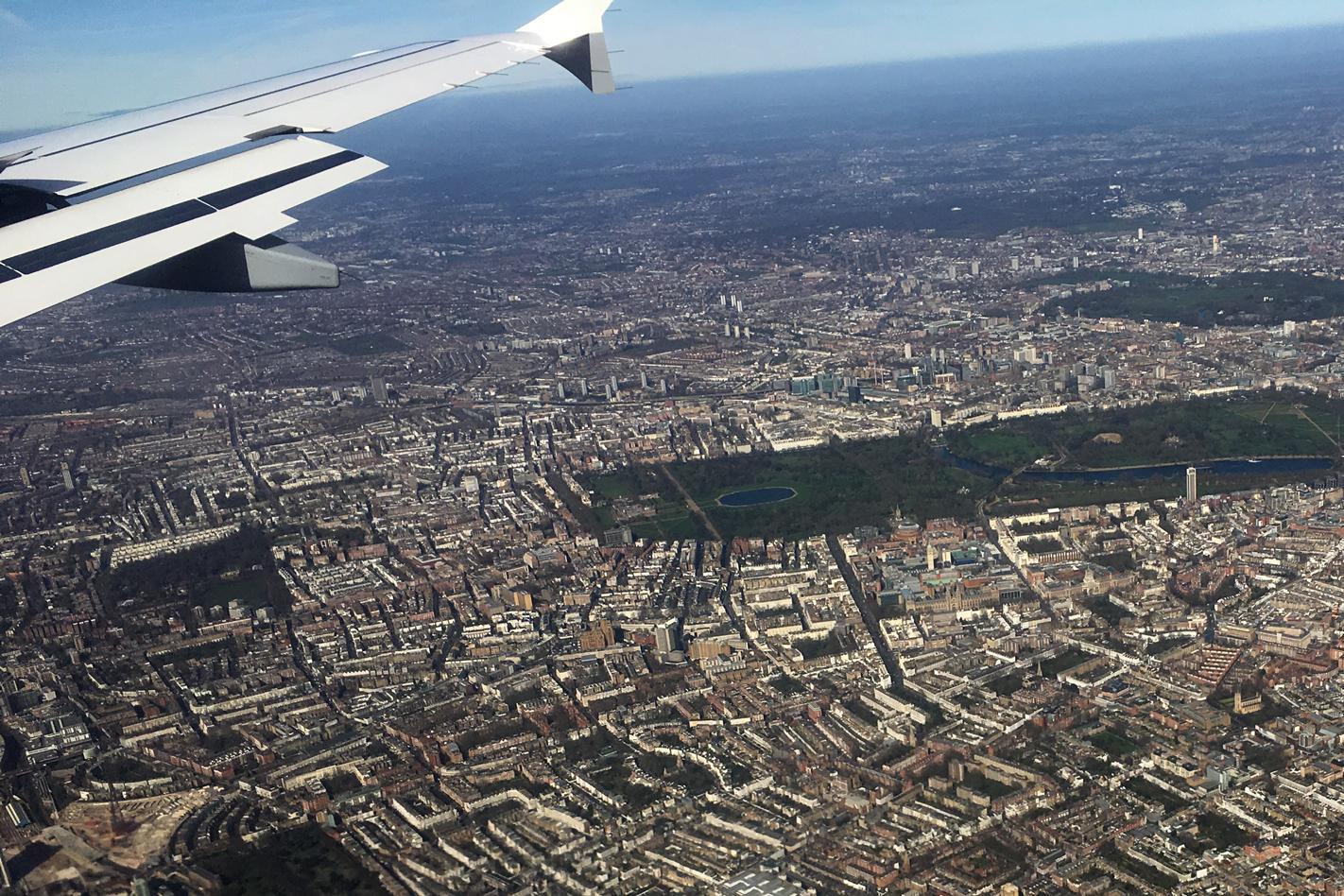 flug_london